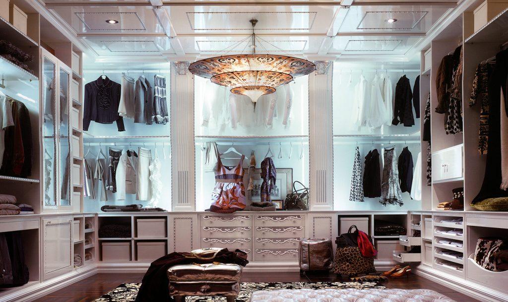 Эргономика гардероба