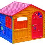 Фото 9: Красочный домик для малышей
