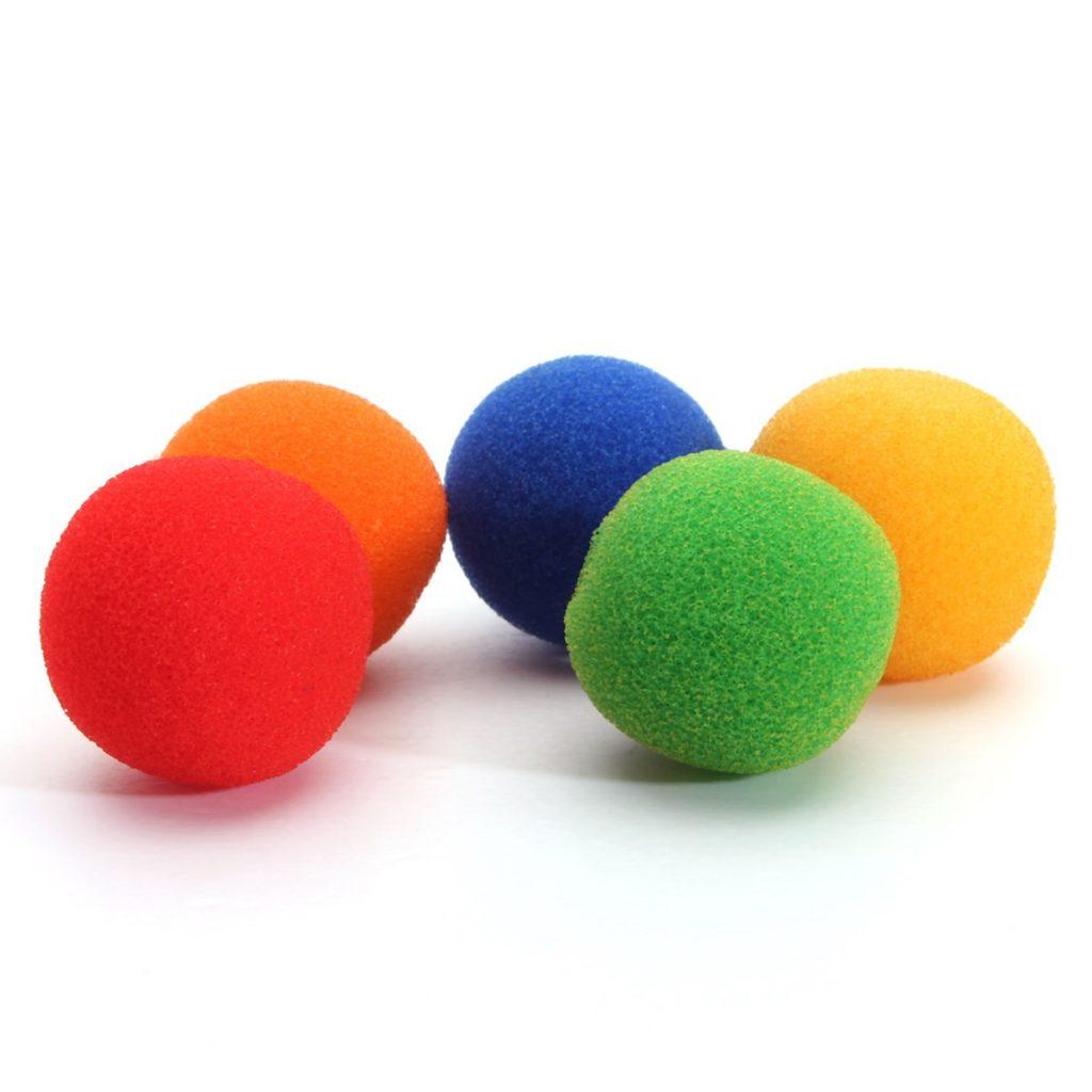 Мягкие шары