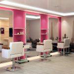 Фото 6: Неплохой дизайн салона красоты