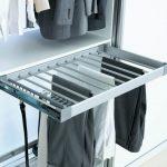 Фото 65: Нижний отдела гардеробной