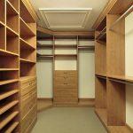 Фото 42: Обзор гардеробной