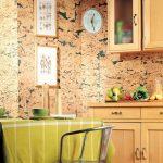 Фото 107: Оформление стен кухни фото
