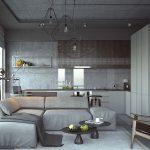 Фото 89: Оформление стен на кухню
