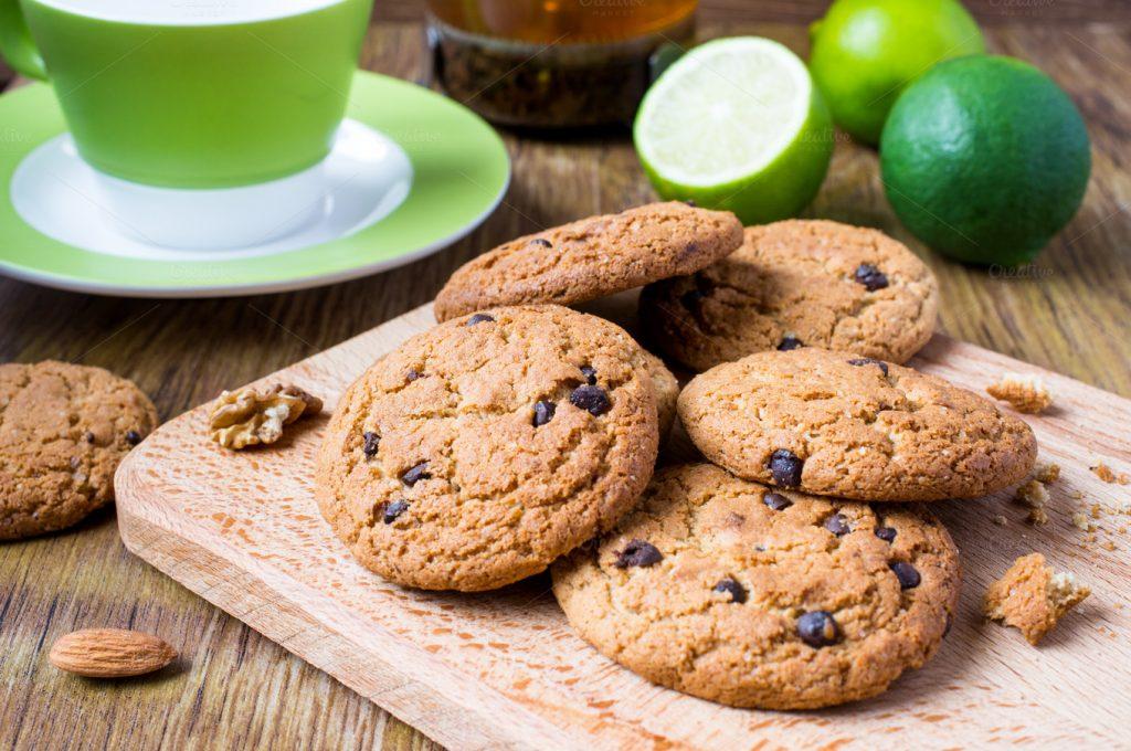 Овсяная печенье в домашних условиях