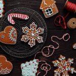 Фото 15: Печенье на столе