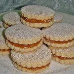 Фото 58: Песочное печенье с орехами