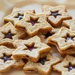 Фото 25: Печенье звездочка