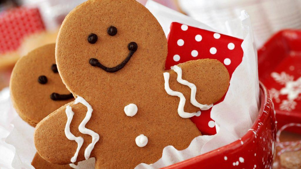 Печеньки на новый год