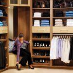 Фото 57: Правильная планировка гардеробной комнаты
