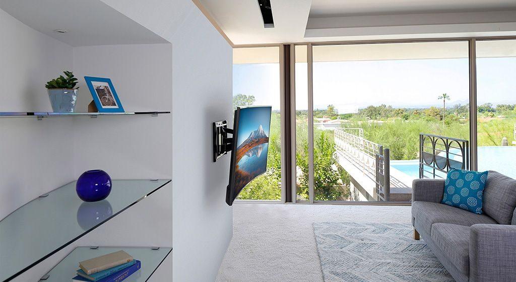 Правильное крепление телевизора к стене