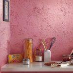 Фото 71: Штукатурка на кухне