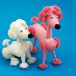 Фото 24: Собака новогодняя игрушка
