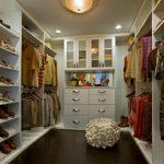 Фото 58: Свежая идея для гардеробной