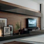 Фото 95: Телевизор в гостиной