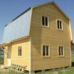 Фото 34: Выбор проекта дачного домика