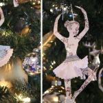 Фото 58: Балерины на елочку