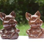 Фото 92: Шоколадные свинки