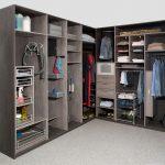 Фото 66: Средний отдел гардеробной