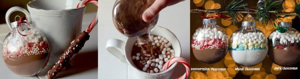Изготовление сладких шаров