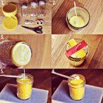 Фото 38: Изготовление свечи в баночке