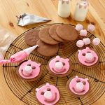 Фото 97: Печенье в виде свинок
