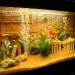 Фото 60: Имитация развалин в аквариуме