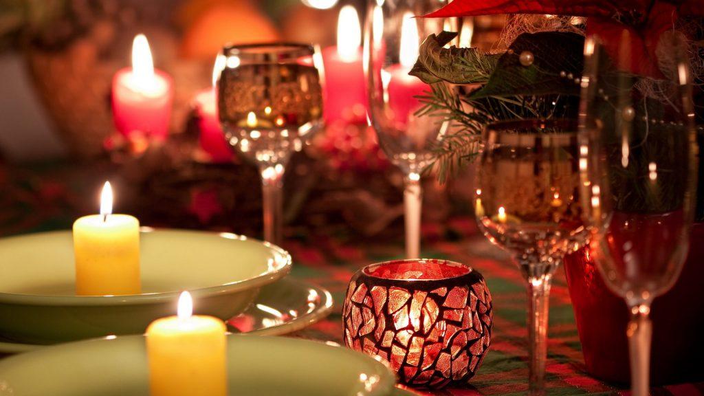 Свечи в доме