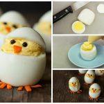 Фото 86: Цыплята из яиц