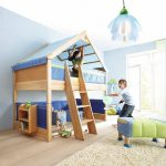Фото 21: Кровати-домики в детской