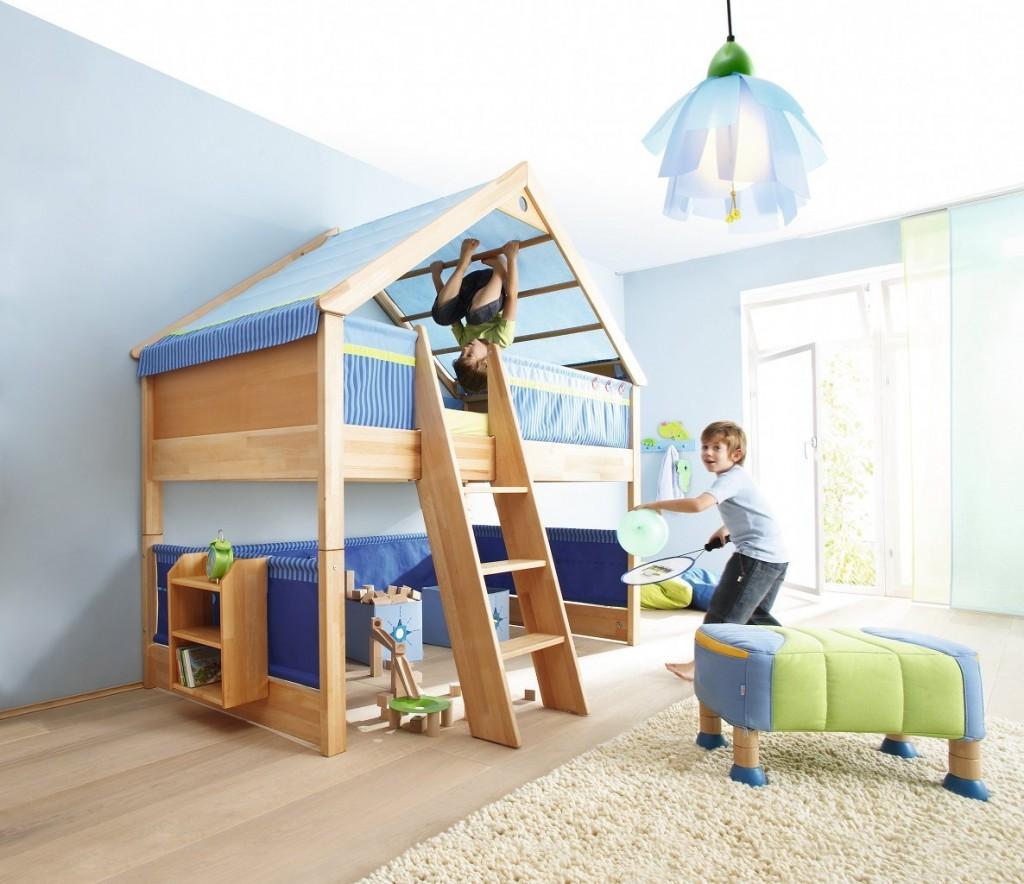 Домики в детской