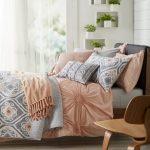 Фото 66: Цветовое сочетание постельного белья