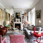 Дизайн гостиной 2018: фотогалерея, современные идеи