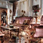 Фото 9: Гостиная рококо