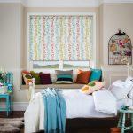 Фото 25: Рулонные шторы с цветным рисунком
