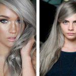 Фото 51: Седой цвет волос
