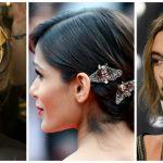 Фото 49: Тренд заколки и ободки на волосах