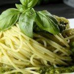 Фото 23: макароны с базиликом