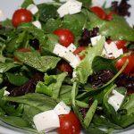 Фото 43: салат с базиликом
