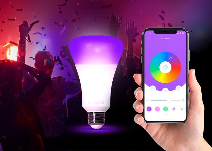 Как мы сделали умную лампу: мобильное приложение, доступ по Wi-Fi и 16 миллионов цветов на выбор