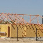 Фото 52: Этапы строительства дома из сИП-панелей