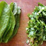 Фото 38: зелень для борща