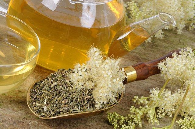 Полезные свойства настойки из травы лабазника