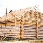 Фото 55: Строительство деревянного дома