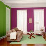 Фото 1: Покраска стен водоэмульсионной краской
