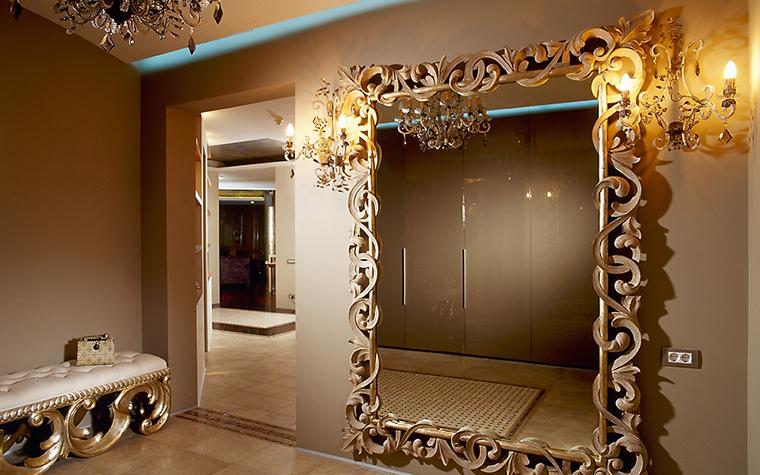 Декоративное оформление зеркал
