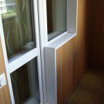 Фото 20: отделка балкона панелями