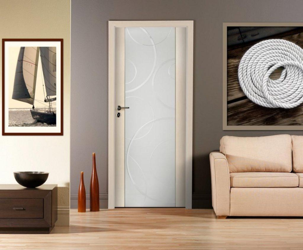 Качественные двери из шпона
