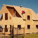 Фото 16: Постройка дома из СИП-панелей