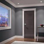 Фото 50: Стильная межкомнатная дверь